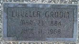 GROOM, LOVELLA - Craig County, Oklahoma | LOVELLA GROOM - Oklahoma Gravestone Photos