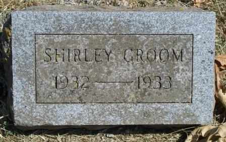 GROOM, SHIRLEY - Craig County, Oklahoma | SHIRLEY GROOM - Oklahoma Gravestone Photos
