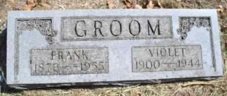 GROOM, VIOLET - Craig County, Oklahoma | VIOLET GROOM - Oklahoma Gravestone Photos
