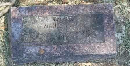 KING, MAMIE C - Craig County, Oklahoma | MAMIE C KING - Oklahoma Gravestone Photos