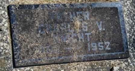 KNIGHT, CHARLES V - Craig County, Oklahoma | CHARLES V KNIGHT - Oklahoma Gravestone Photos