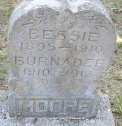 MOORE, BESSIE - Craig County, Oklahoma | BESSIE MOORE - Oklahoma Gravestone Photos