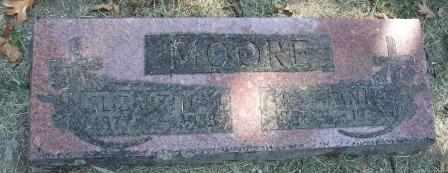 SUTT MOORE, ELIZABETH J - Craig County, Oklahoma | ELIZABETH J SUTT MOORE - Oklahoma Gravestone Photos