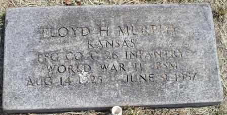 MURPHY (VETERAN WWII), FLOYD H - Craig County, Oklahoma | FLOYD H MURPHY (VETERAN WWII) - Oklahoma Gravestone Photos
