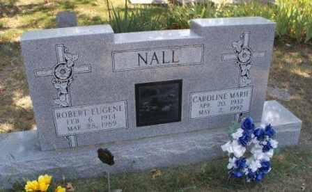 NALL, CAROLINE MARIE - Craig County, Oklahoma | CAROLINE MARIE NALL - Oklahoma Gravestone Photos