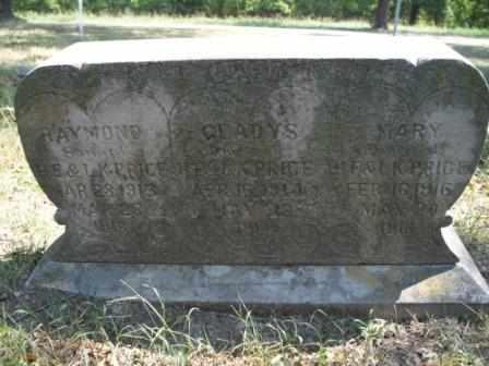 PRICE, MARY - Craig County, Oklahoma | MARY PRICE - Oklahoma Gravestone Photos