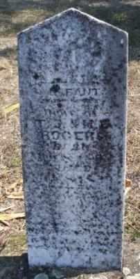 ROGERS, INFANT - Craig County, Oklahoma | INFANT ROGERS - Oklahoma Gravestone Photos