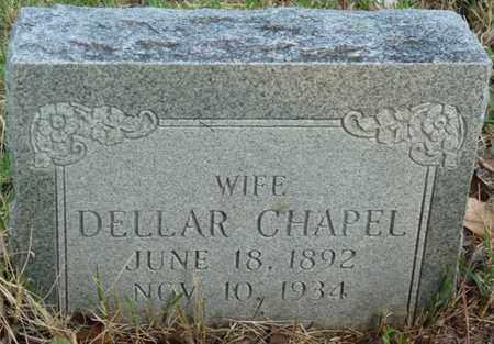 CHAPEL, DELLAR - Creek County, Oklahoma   DELLAR CHAPEL - Oklahoma Gravestone Photos