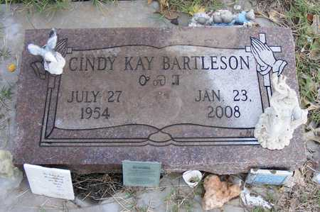 BARTLESON, CINDY KAY - Delaware County, Oklahoma | CINDY KAY BARTLESON - Oklahoma Gravestone Photos