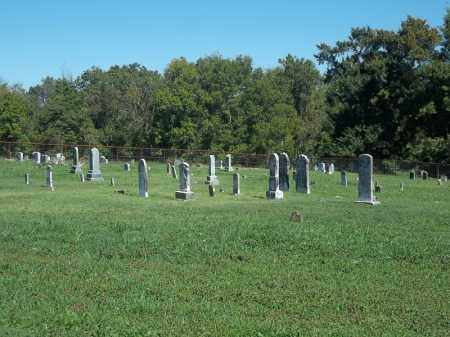 *BECK CEMETERY OVERVIEW,  - Delaware County, Oklahoma |  *BECK CEMETERY OVERVIEW - Oklahoma Gravestone Photos