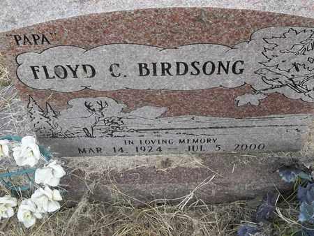 BIRDSONG, FLOYD C - Delaware County, Oklahoma | FLOYD C BIRDSONG - Oklahoma Gravestone Photos