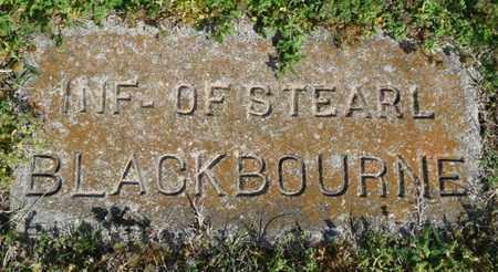 BLACKBOURNE, INFANT - Delaware County, Oklahoma   INFANT BLACKBOURNE - Oklahoma Gravestone Photos