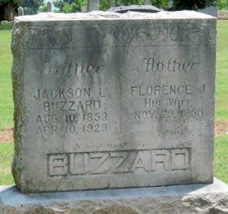 BUZZARD, JACKSON L - Delaware County, Oklahoma | JACKSON L BUZZARD - Oklahoma Gravestone Photos