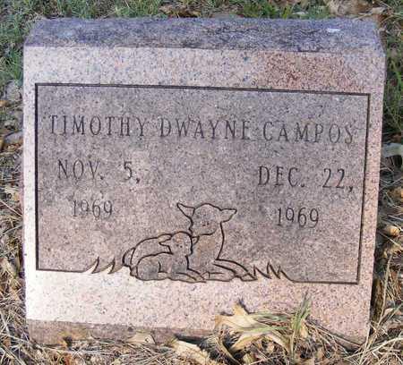 CAMPOS, TIMOTHY DWAYNE - Delaware County, Oklahoma | TIMOTHY DWAYNE CAMPOS - Oklahoma Gravestone Photos