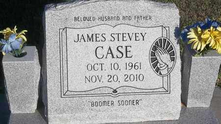 CASE, JAMES STEVEY - Delaware County, Oklahoma | JAMES STEVEY CASE - Oklahoma Gravestone Photos