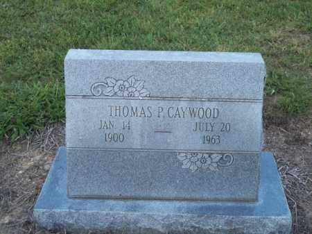 CAYWOOD, THOMAS P - Delaware County, Oklahoma | THOMAS P CAYWOOD - Oklahoma Gravestone Photos