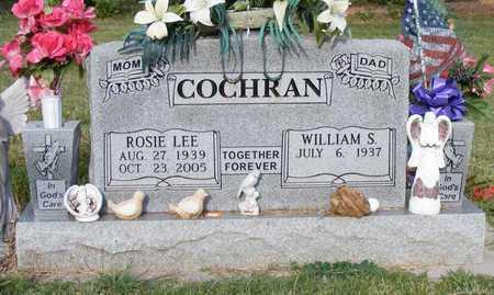 LACY COCHRAN, ROSIE LEE - Delaware County, Oklahoma | ROSIE LEE LACY COCHRAN - Oklahoma Gravestone Photos
