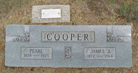 COOPER, JAMES J - Delaware County, Oklahoma | JAMES J COOPER - Oklahoma Gravestone Photos