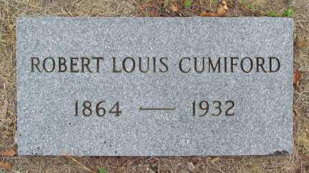 CUMIFORD, ROBERT LOUIS - Delaware County, Oklahoma | ROBERT LOUIS CUMIFORD - Oklahoma Gravestone Photos