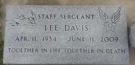 DAVIS, LEE - Delaware County, Oklahoma | LEE DAVIS - Oklahoma Gravestone Photos