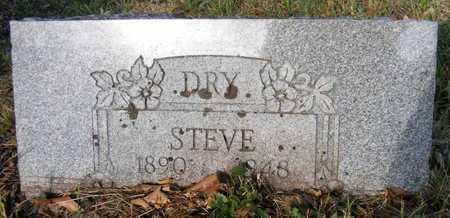 DRY, STEVE - Delaware County, Oklahoma | STEVE DRY - Oklahoma Gravestone Photos