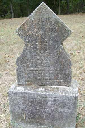 "FIELDS, ADELINE ""ADDIE: - Delaware County, Oklahoma | ADELINE ""ADDIE: FIELDS - Oklahoma Gravestone Photos"