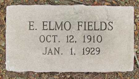 FIELDS, E ELMO - Delaware County, Oklahoma | E ELMO FIELDS - Oklahoma Gravestone Photos