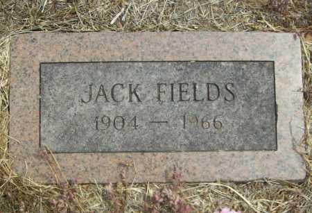 "FIELDS, JACKSON T. ""JACK"" - Delaware County, Oklahoma | JACKSON T. ""JACK"" FIELDS - Oklahoma Gravestone Photos"