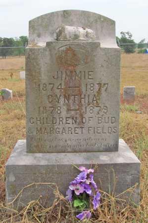 FIELDS, JIMMIE - Delaware County, Oklahoma | JIMMIE FIELDS - Oklahoma Gravestone Photos