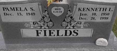FIELDS, KENNETH L - Delaware County, Oklahoma | KENNETH L FIELDS - Oklahoma Gravestone Photos