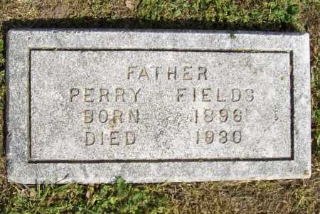 FIELDS, PERRY AMBROSE - Delaware County, Oklahoma   PERRY AMBROSE FIELDS - Oklahoma Gravestone Photos