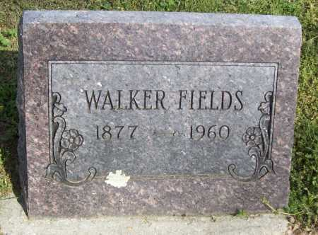 FIELDS, WALKER - Delaware County, Oklahoma | WALKER FIELDS - Oklahoma Gravestone Photos