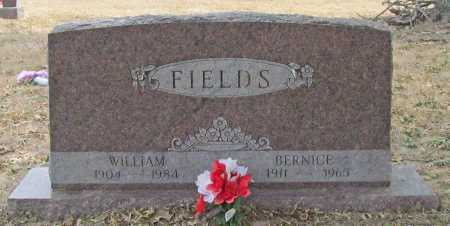 FIELDS, BERNICE - Delaware County, Oklahoma | BERNICE FIELDS - Oklahoma Gravestone Photos