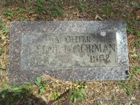GORMAN, LORENE F. - Delaware County, Oklahoma | LORENE F. GORMAN - Oklahoma Gravestone Photos