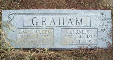 GRAHAM, CHARLEY - Delaware County, Oklahoma | CHARLEY GRAHAM - Oklahoma Gravestone Photos