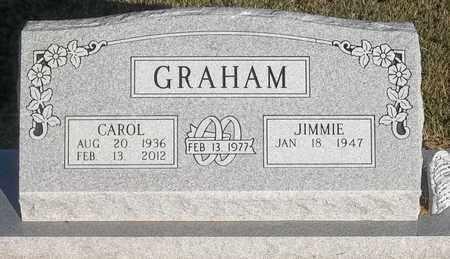 GRAHAM, CAROL - Delaware County, Oklahoma | CAROL GRAHAM - Oklahoma Gravestone Photos