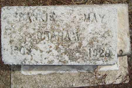 GRAHAM, FRANKIE MAY - Delaware County, Oklahoma | FRANKIE MAY GRAHAM - Oklahoma Gravestone Photos