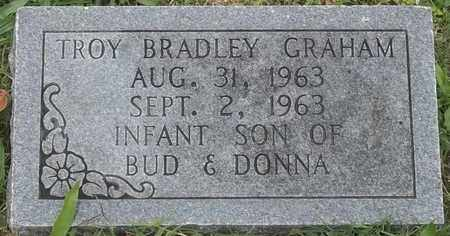 GRAHAM, TROY BRADLEY - Delaware County, Oklahoma | TROY BRADLEY GRAHAM - Oklahoma Gravestone Photos