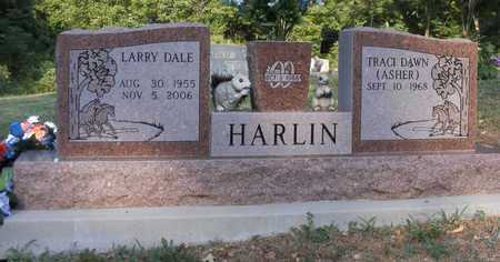 HARLIN, LARRY DALE - Delaware County, Oklahoma | LARRY DALE HARLIN - Oklahoma Gravestone Photos