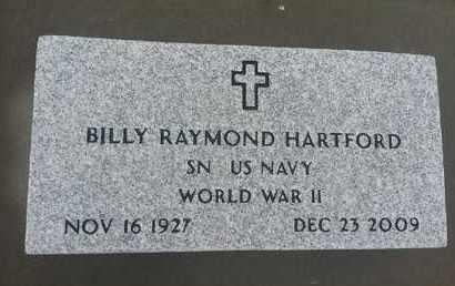 HARTFORD, BILLY RAYMOND - Delaware County, Oklahoma | BILLY RAYMOND HARTFORD - Oklahoma Gravestone Photos
