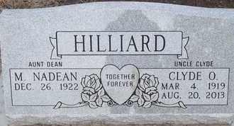 HILLIARD, CLYDE O - Delaware County, Oklahoma | CLYDE O HILLIARD - Oklahoma Gravestone Photos