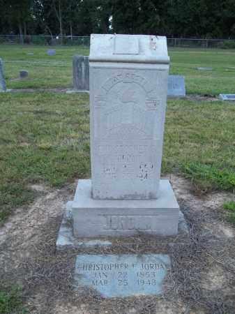 JORDAN, CHRISTOPHER FRESLOWE - Delaware County, Oklahoma   CHRISTOPHER FRESLOWE JORDAN - Oklahoma Gravestone Photos