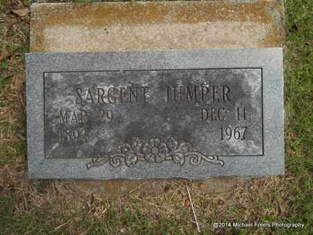 JUMPER, SARGENT - Delaware County, Oklahoma | SARGENT JUMPER - Oklahoma Gravestone Photos