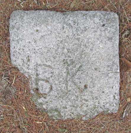K, B - Delaware County, Oklahoma | B K - Oklahoma Gravestone Photos