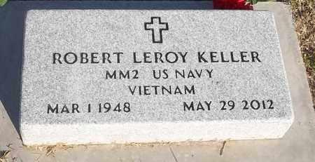 KELLER (VETERAN VIET), ROBERT LEROY - Delaware County, Oklahoma | ROBERT LEROY KELLER (VETERAN VIET) - Oklahoma Gravestone Photos