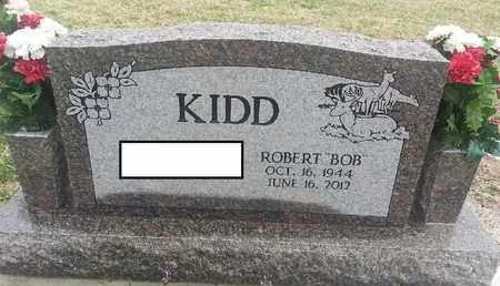 "KIDD, ROBERT ""BOB"" - Delaware County, Oklahoma | ROBERT ""BOB"" KIDD - Oklahoma Gravestone Photos"