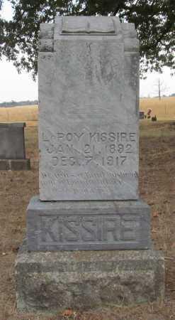 KISSIRE, LEROY - Delaware County, Oklahoma | LEROY KISSIRE - Oklahoma Gravestone Photos