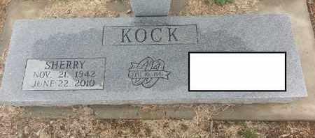 KOCK, SHERRY - Delaware County, Oklahoma   SHERRY KOCK - Oklahoma Gravestone Photos