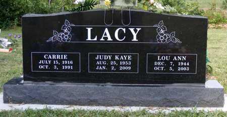 LACY, JUDY KAYE - Delaware County, Oklahoma   JUDY KAYE LACY - Oklahoma Gravestone Photos
