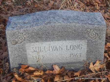 LONG, SULLIVAN - Delaware County, Oklahoma | SULLIVAN LONG - Oklahoma Gravestone Photos
